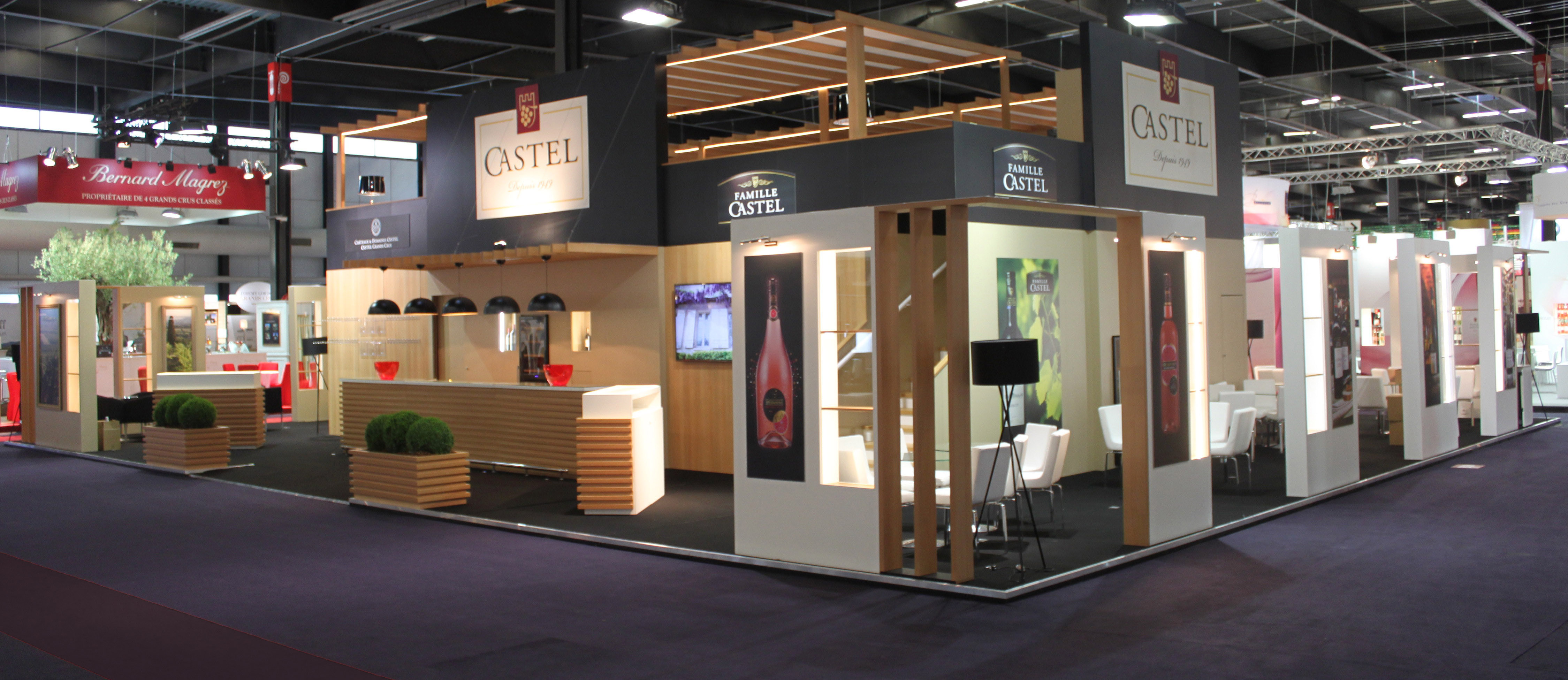Communiqu de presse l 39 agence next step design for Salon exposition