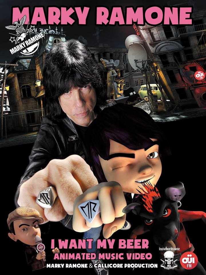 marky ramone i want my beer