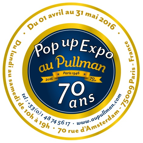 exposition au pulmann paris