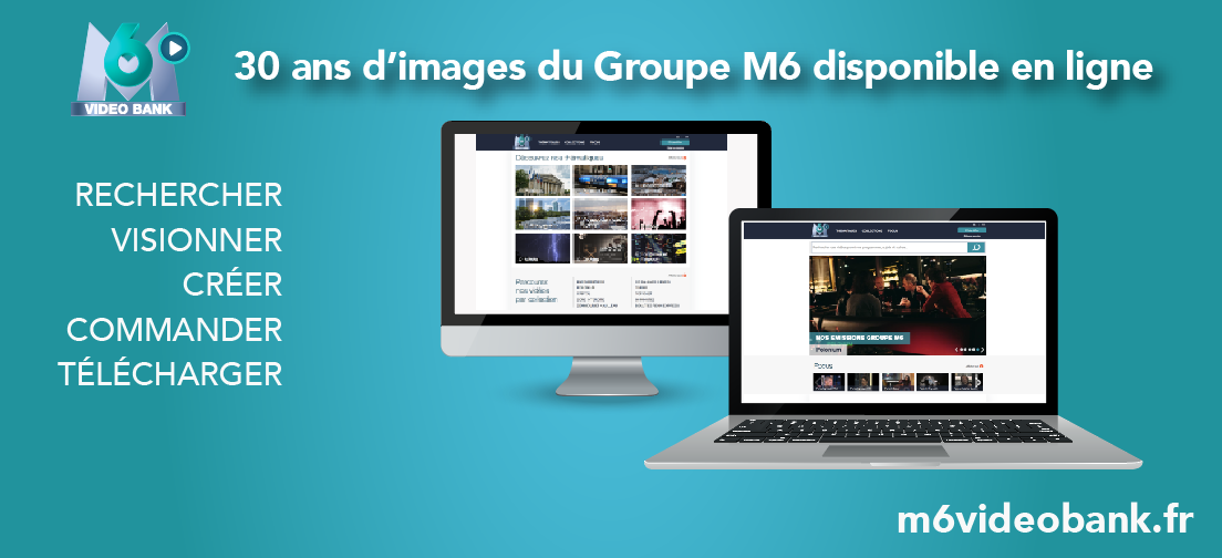 Orphéa Groupe M6 portail 'M6 Video Bank'