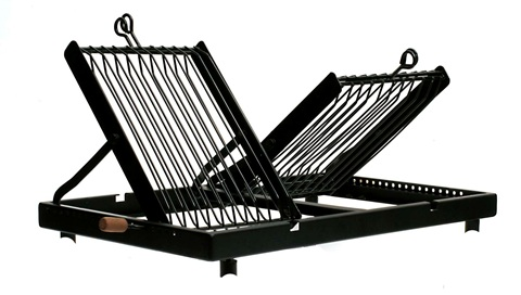 grille de barbecue universelle Easy Flip Grill