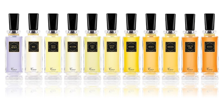 Collection Privée Caron parfums