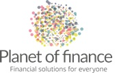logo planet of finance