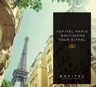 Sofitel Paris Baltimore tour Eiffel