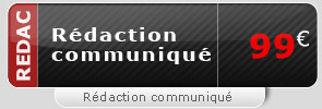 redaction communiqu&amp;eacute; de presse