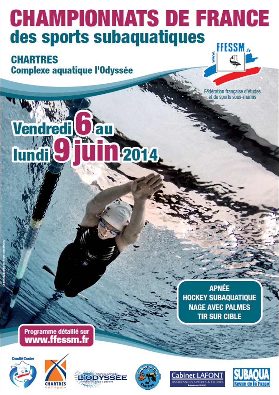 image championnats de france de sports subaquatiques