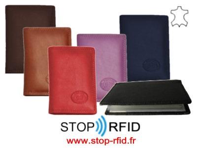 image stop rfid