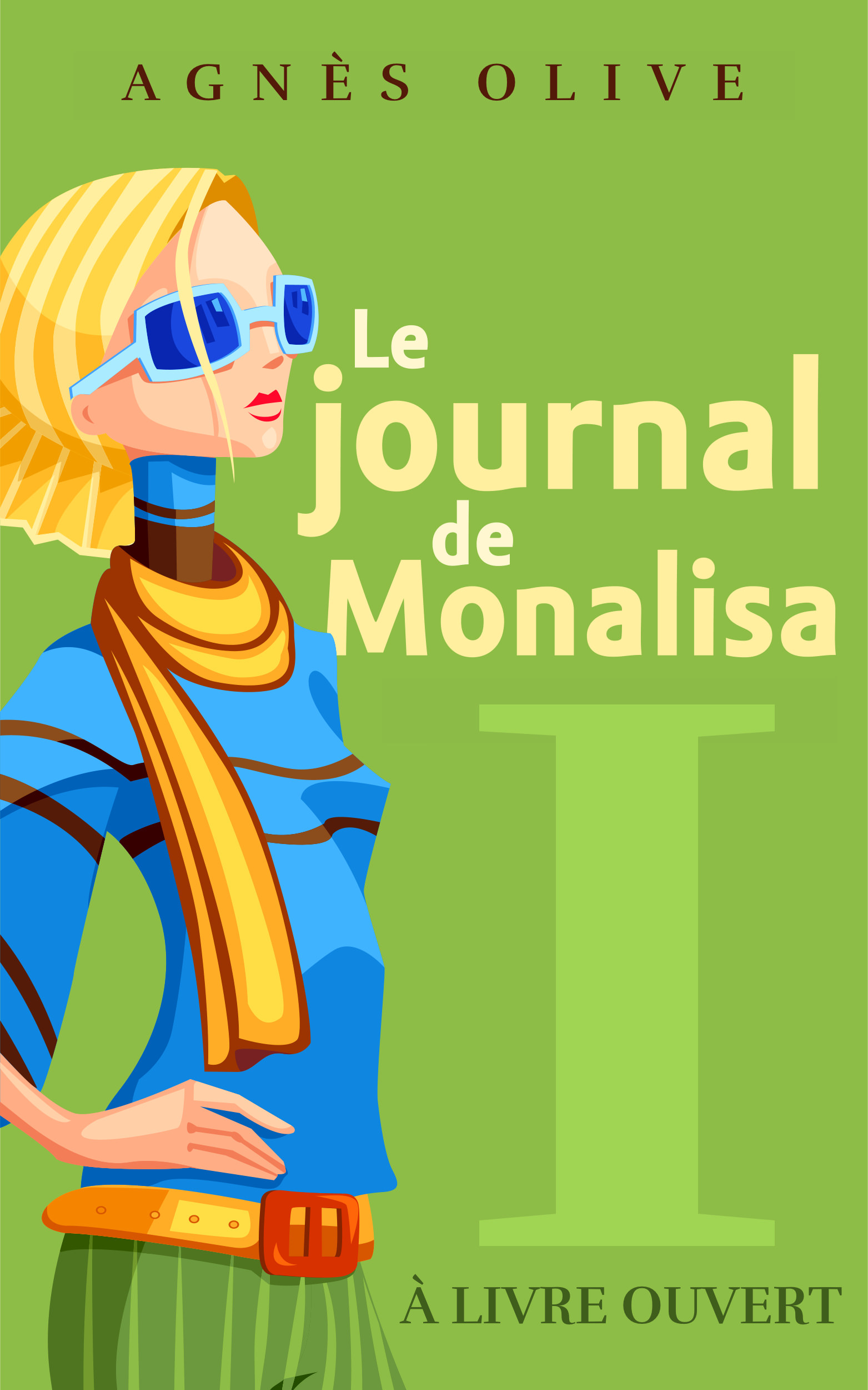image le journal de monalisa