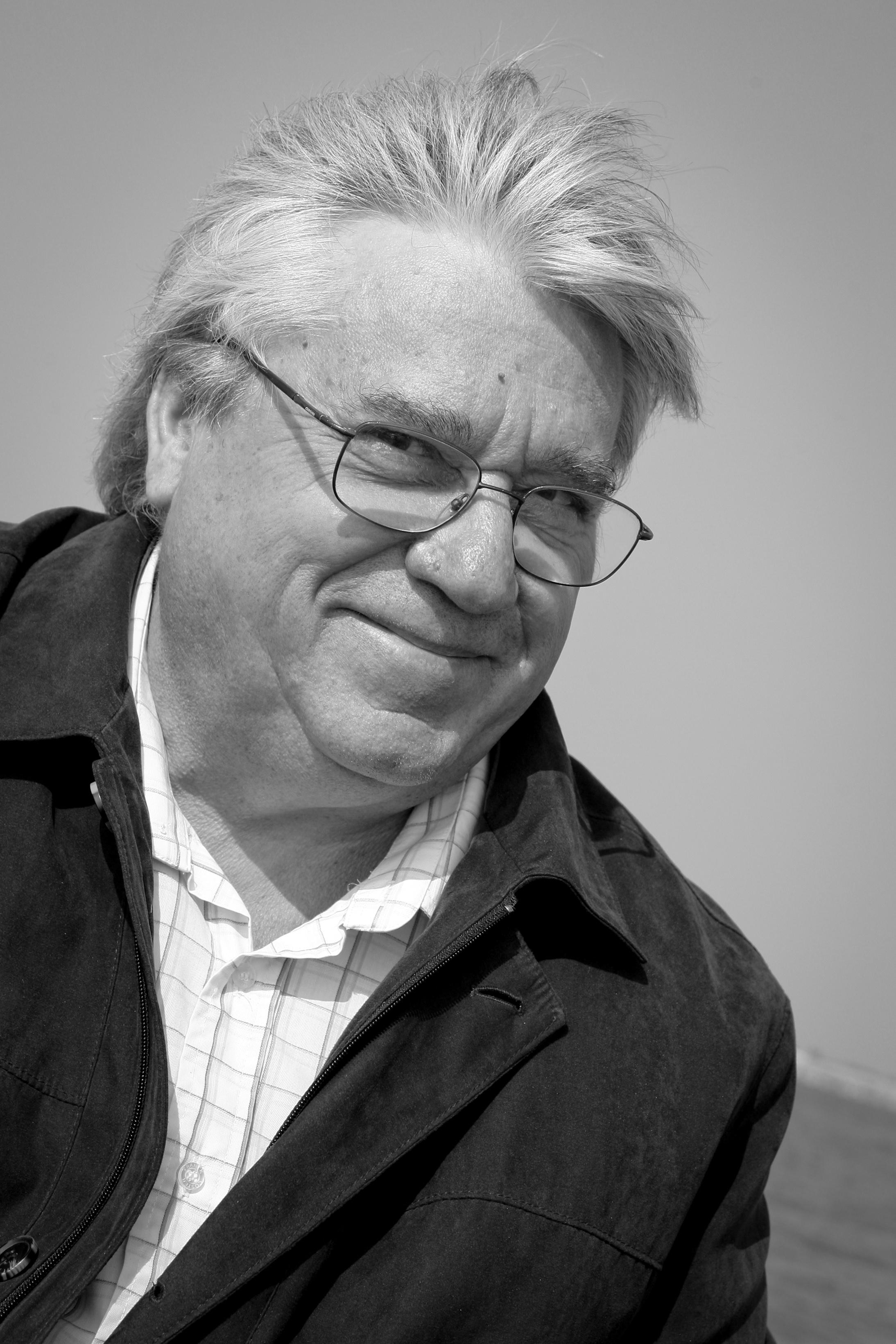 portrait Jean-Pierre Beaufey