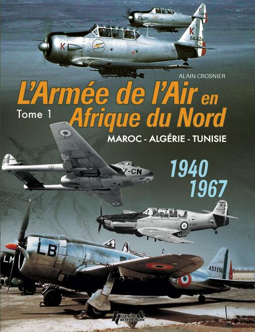 livre L'armée de l'air en Afrique du Nord