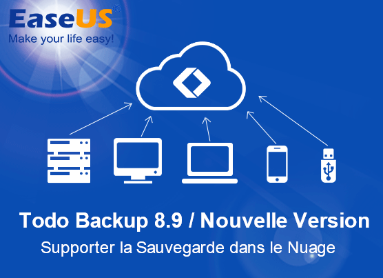 logiciel Todo Backup version 8.9