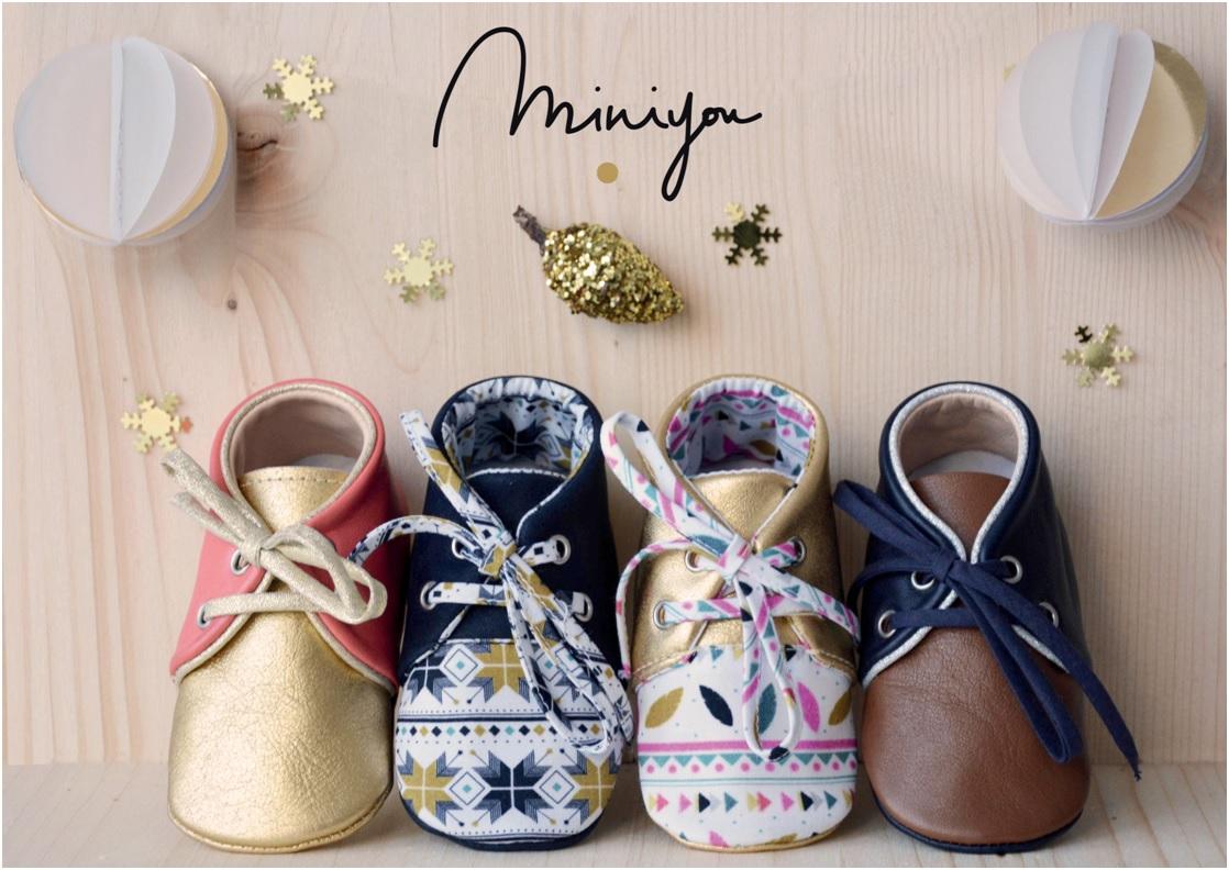 chaussons miniyou