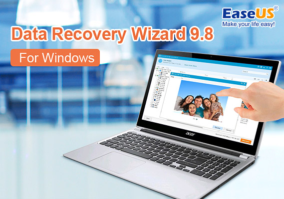logiciel Data Recovery Wizard v9.8