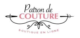 logo Patron-de-couture.fr