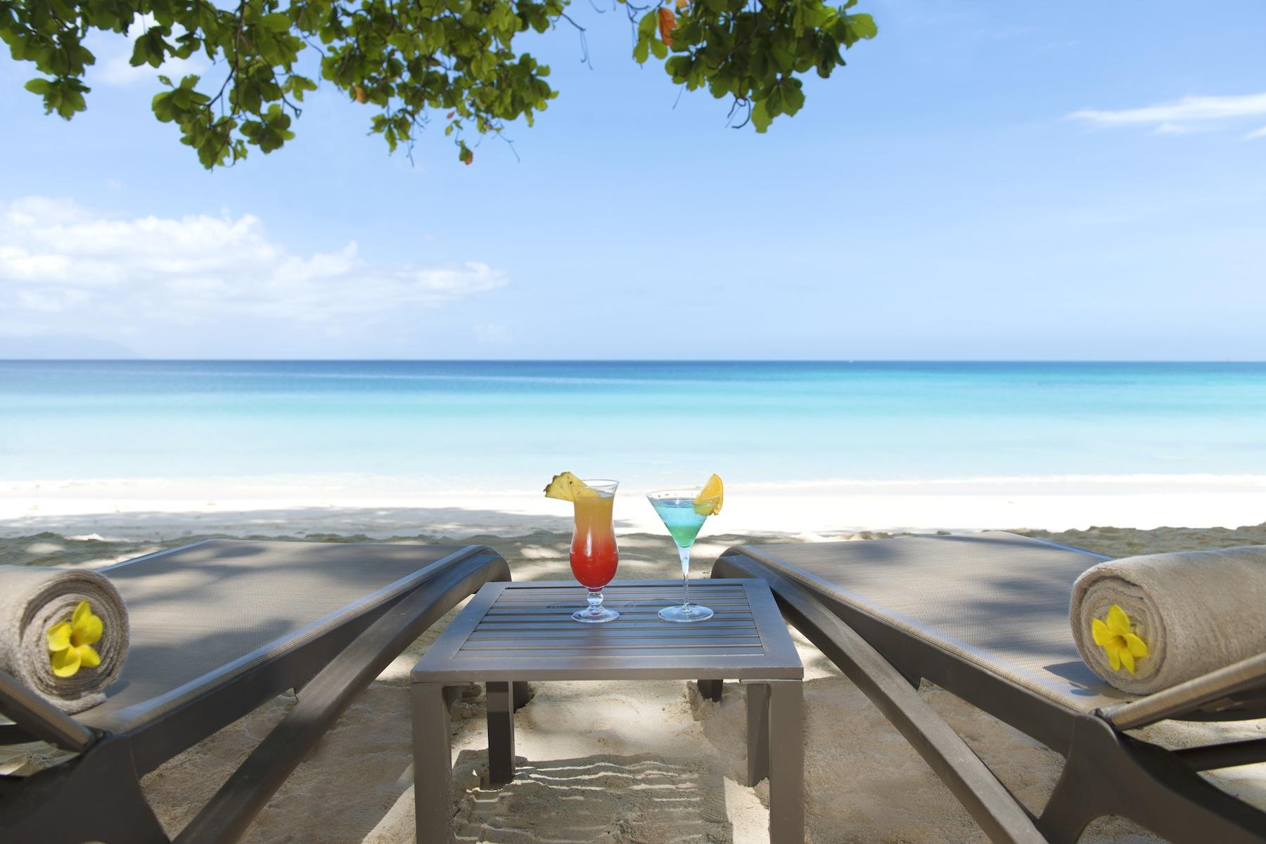 hotel The H Resort Beau Vallon Beach