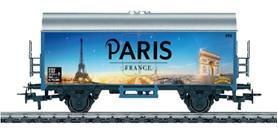 trains electriques au pulmann paris