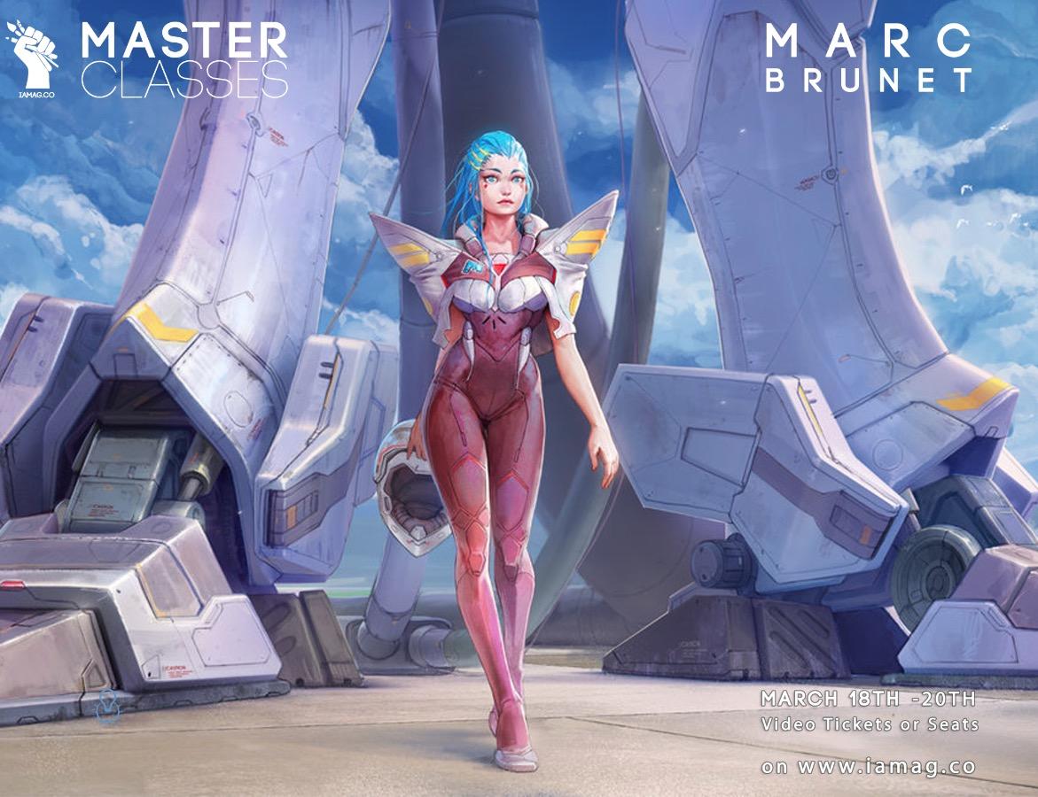 master class iamag.co marc brunet