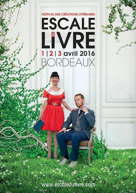 festival littéraire Escale du livre de Bordeaux 2016