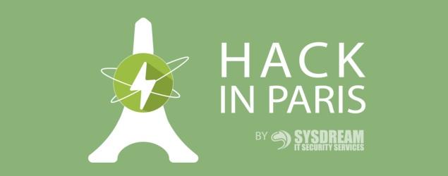 logo hack in paris 2016