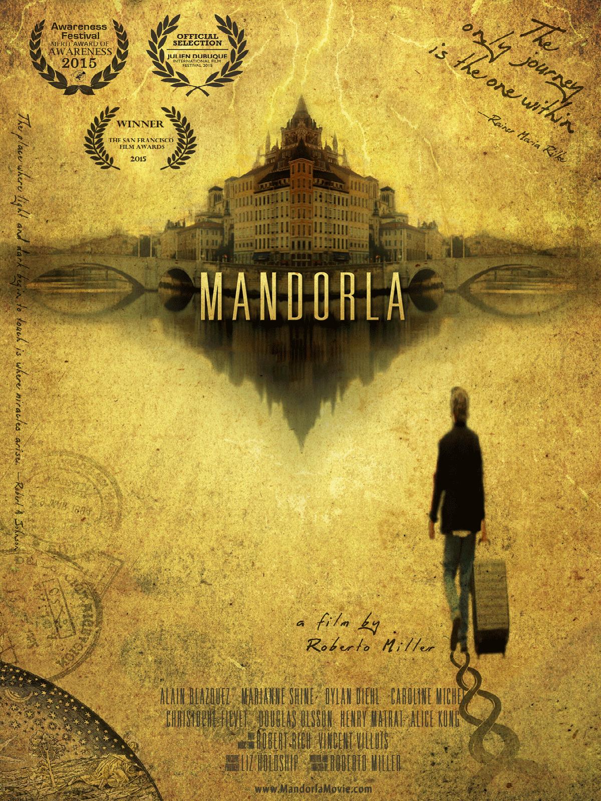 affiche film mandorla