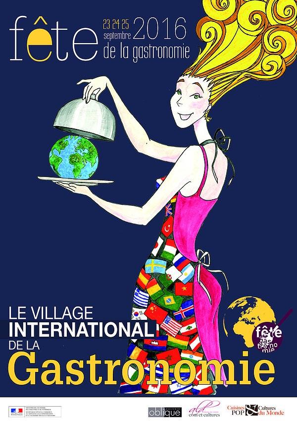 village international de la gastronomie