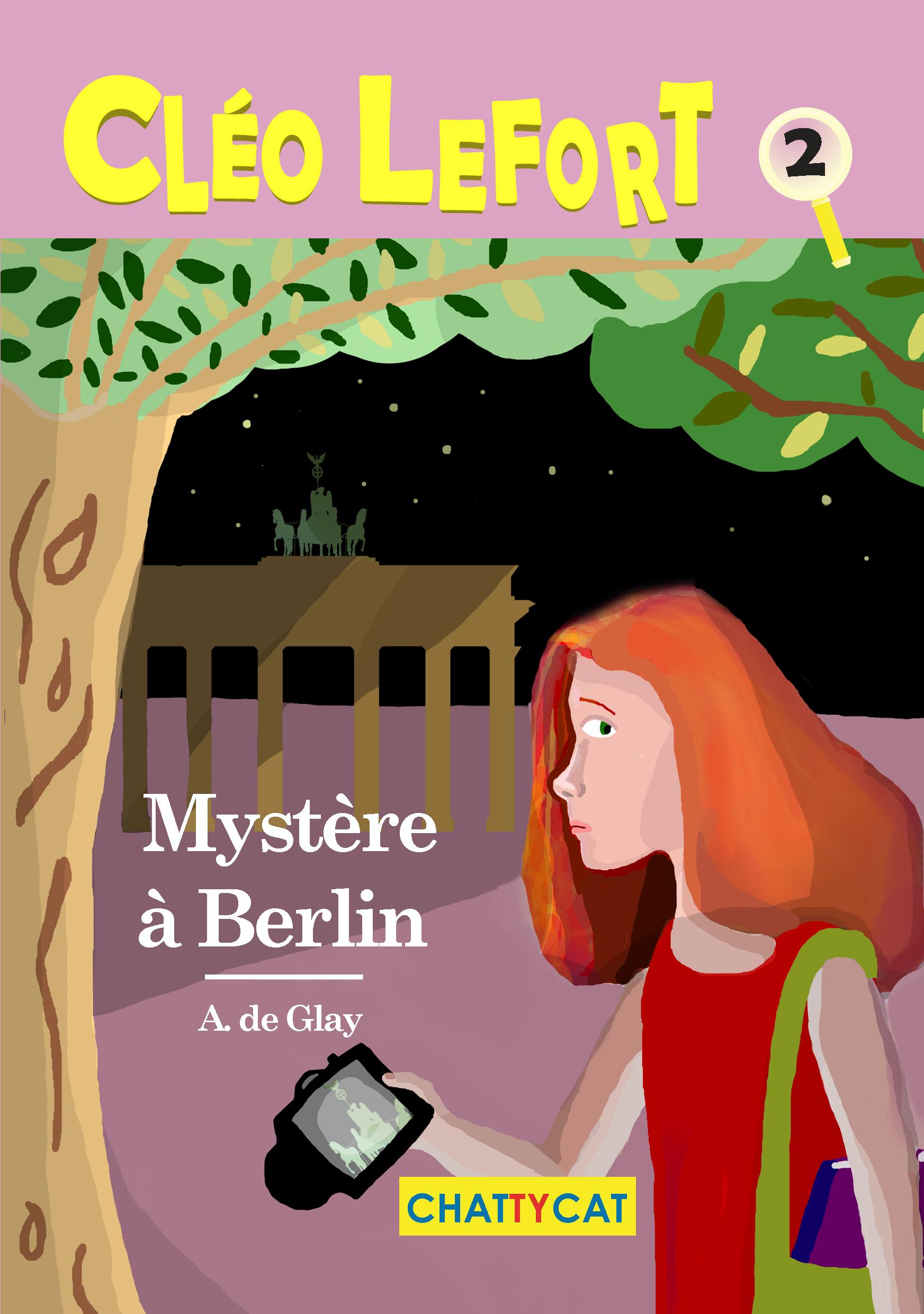 livre jeunesse Cléo Lefort