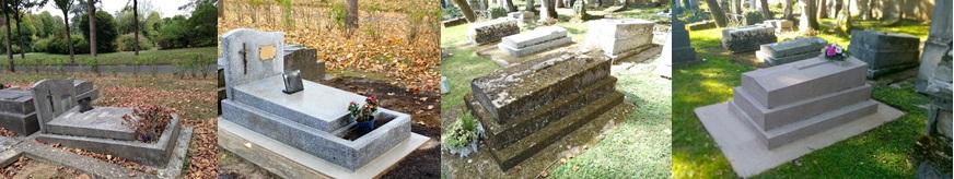 toussaint Le Plus Bel Hommage renovation de sepulture