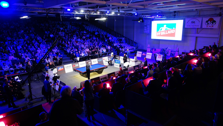 Championnat du monde de billard 3 Bandes bordeaux 2016