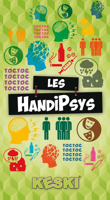 Les HandiPsys jeu de sensibilisation aux handicaps psychiques