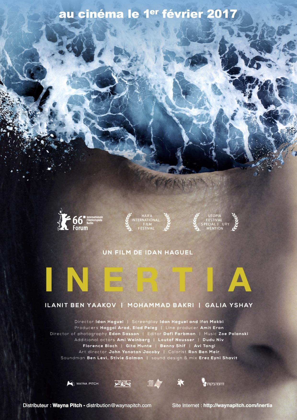 affiche long métrage inertia
