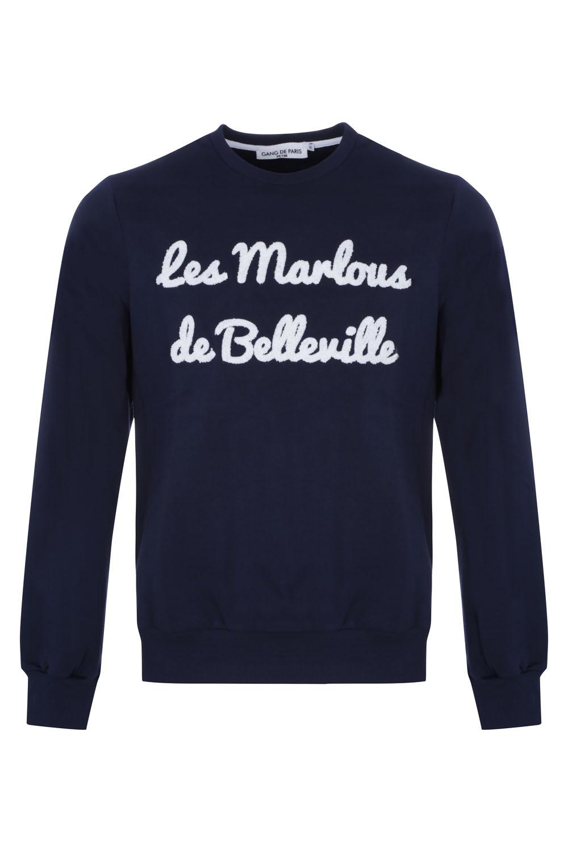 Gang de Paris Les Marllous de Belleville pret à porter