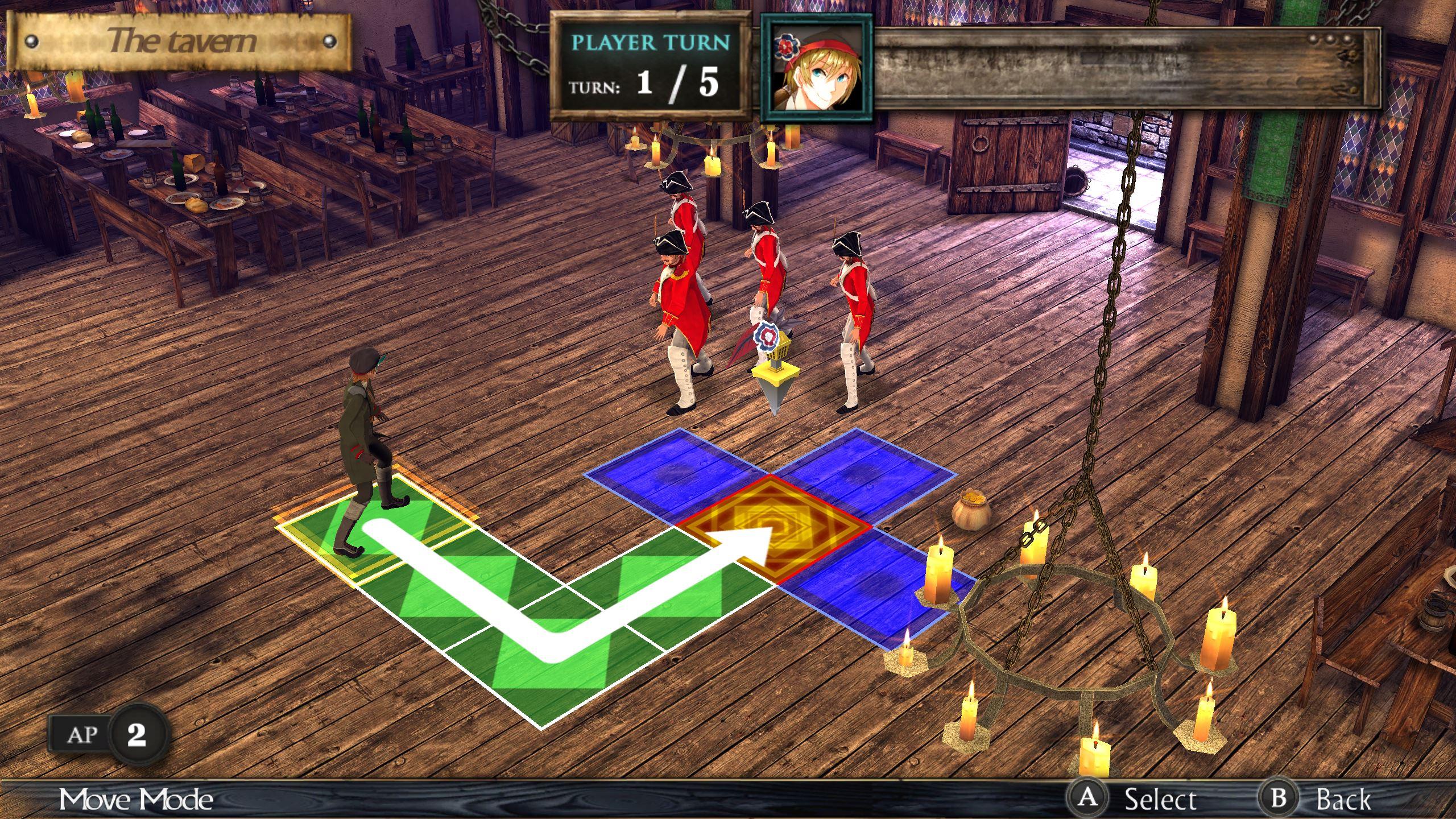 jeu RPG tactique thermidor