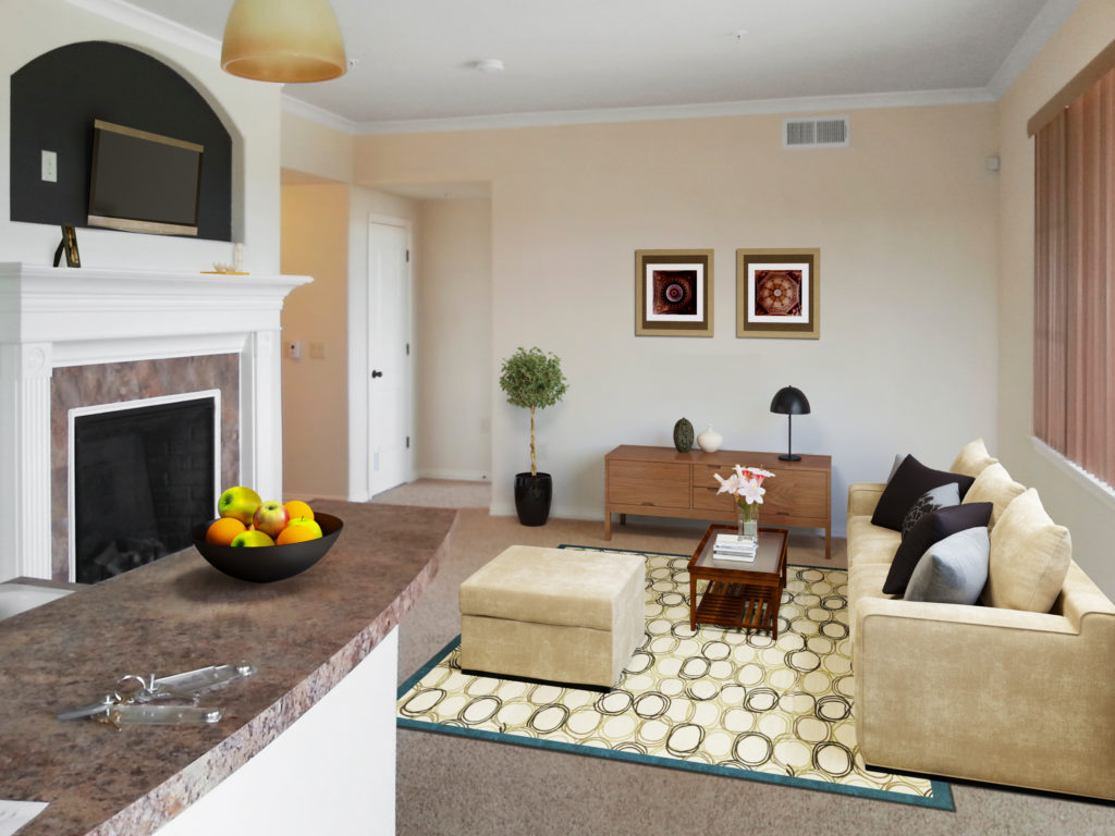 Virtual home staging AnnoncePlusEfficace.com