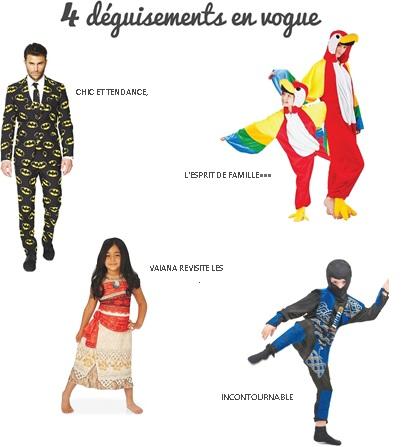 carnaval 2017 les tendances sur www.deguisetoi.fr