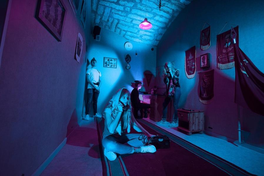 Skryptic Escape Rooms à Montpellier