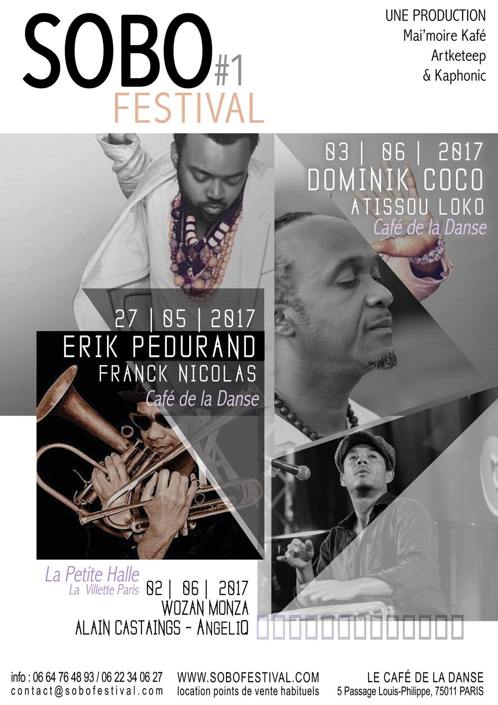 sobo festival musiques afro-caribéennes