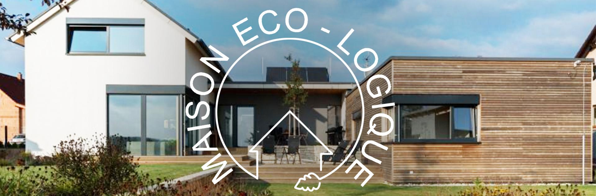 logo Bâtiment et Maison Eco-Logique