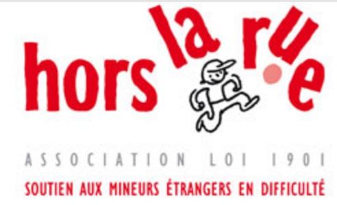 logo association hors la rue