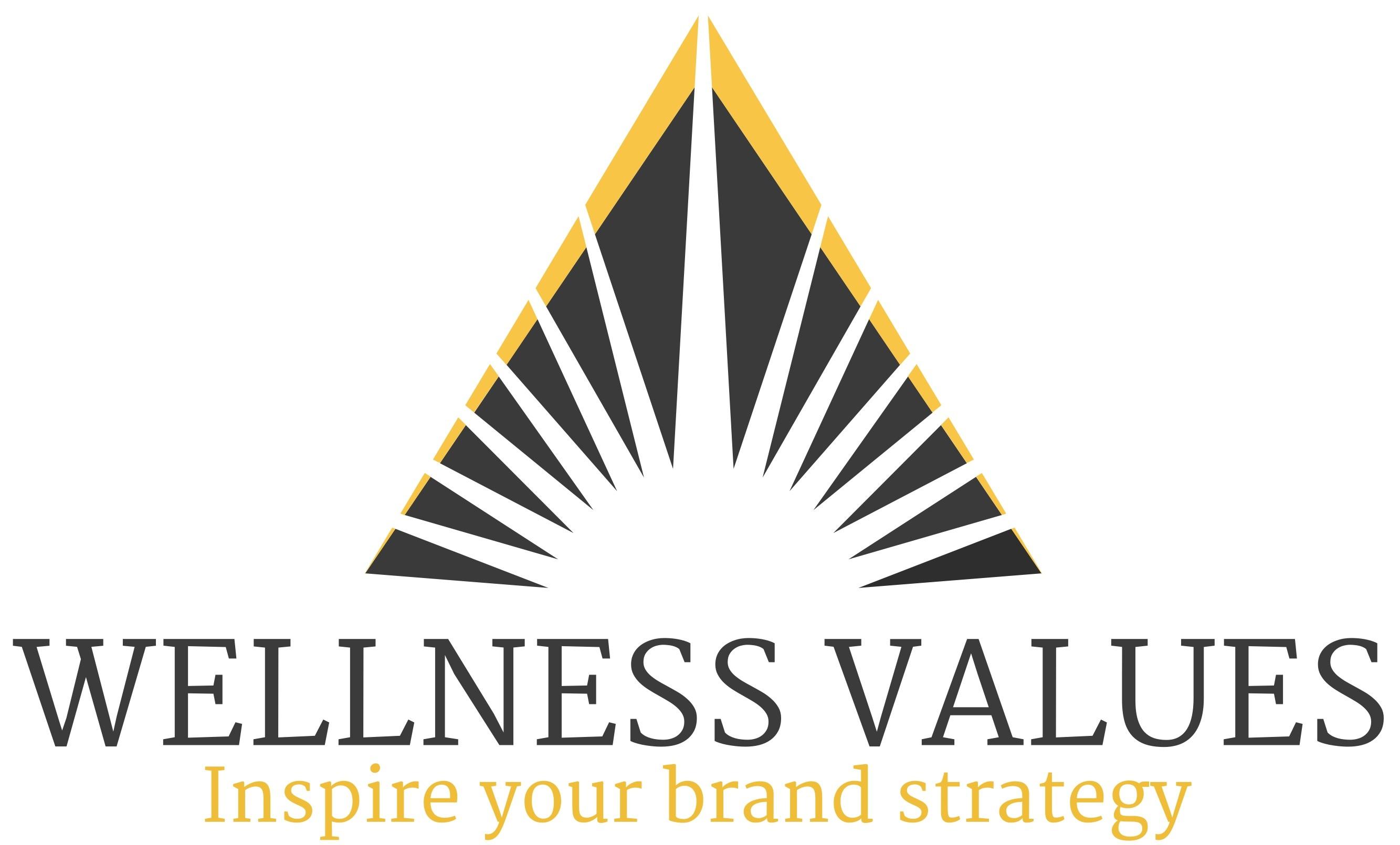 logo wellness values