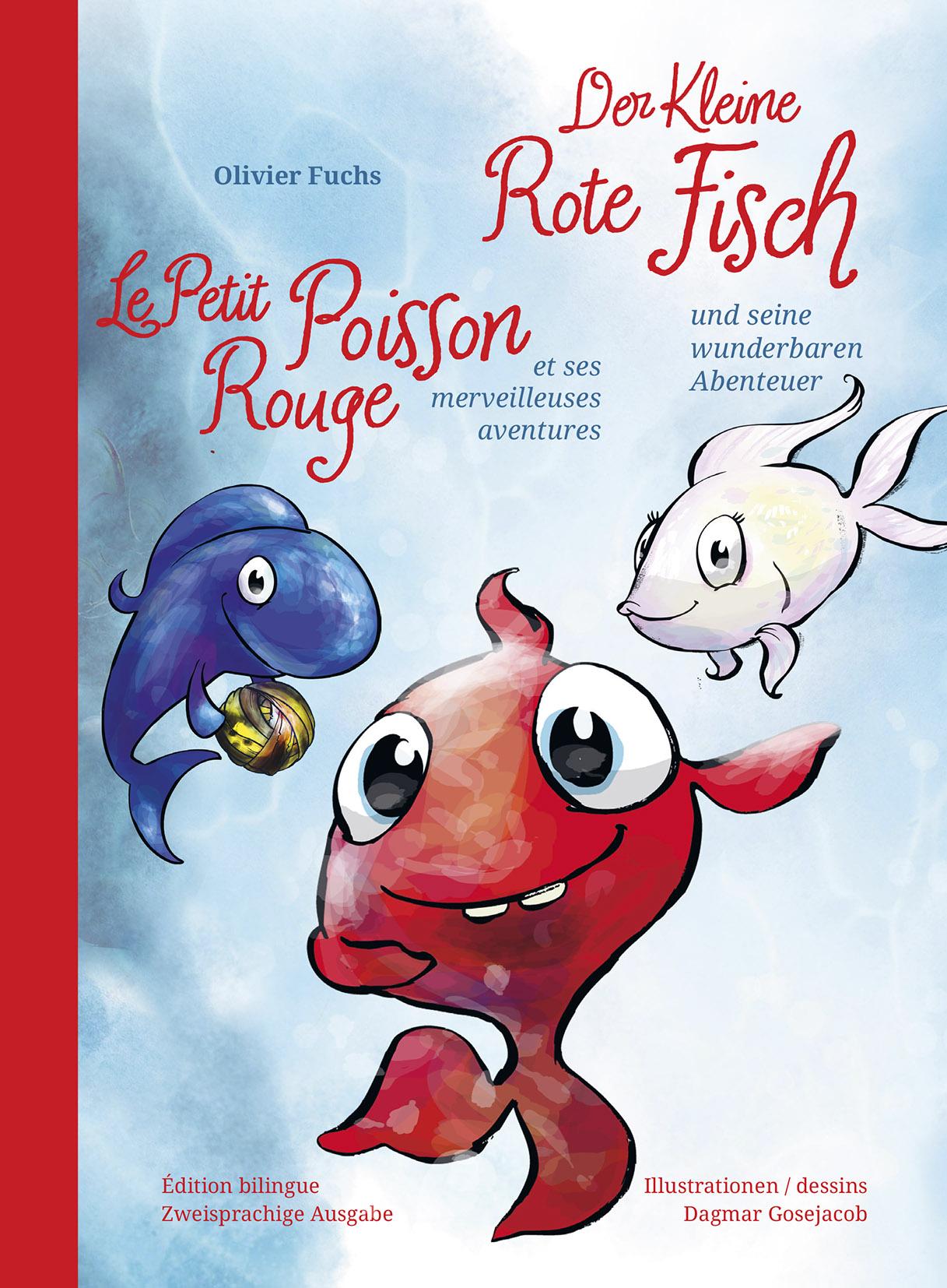 bd jeunesse petit poisson rouge