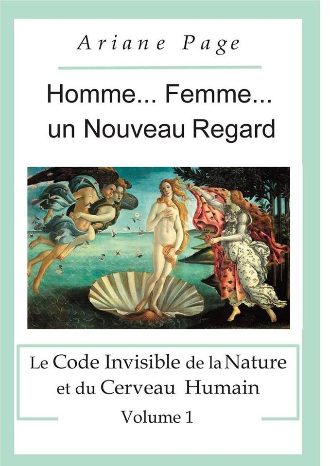 ariane page Homme... Femme... Un Nouveau Regard - volume 1