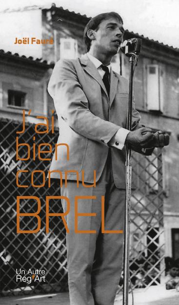 livre J'ai bien connu Brel