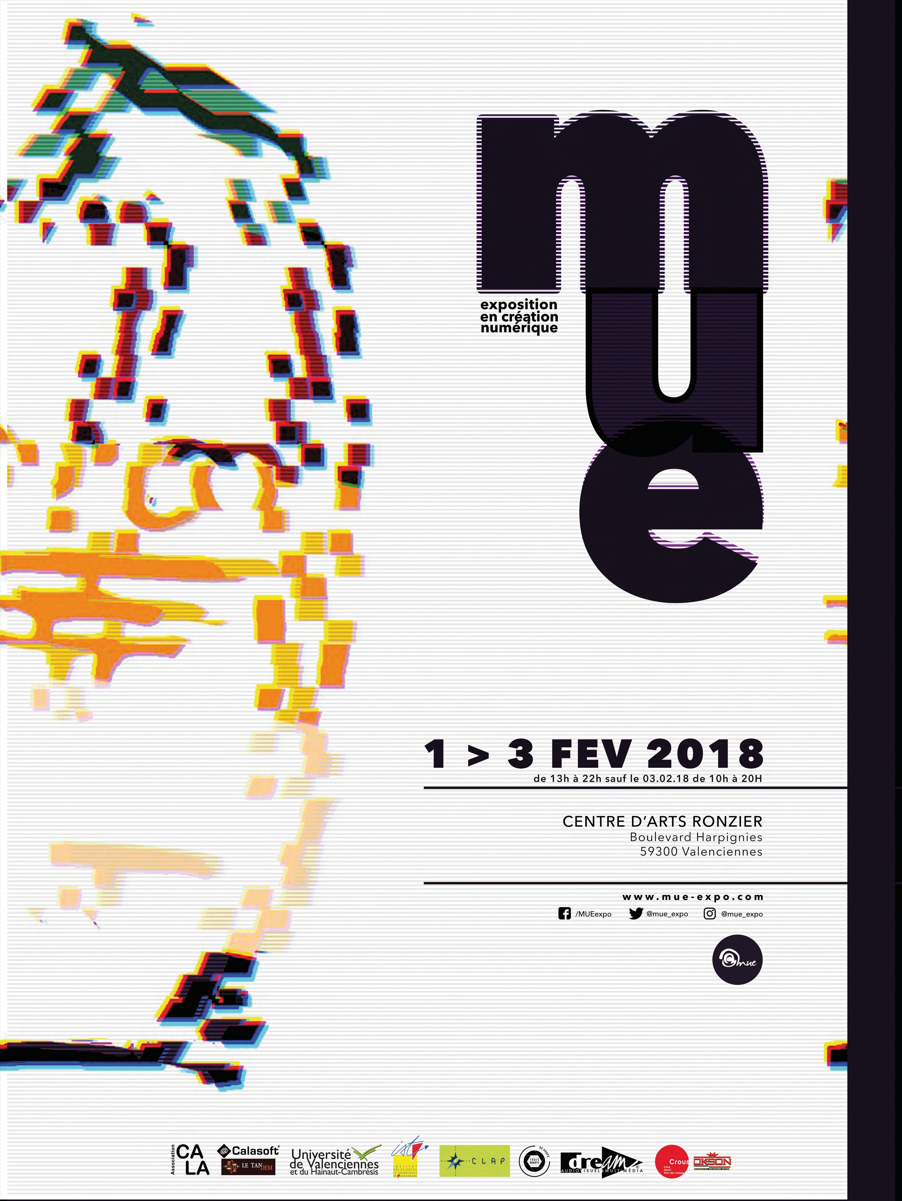 mue, une exposition numérique