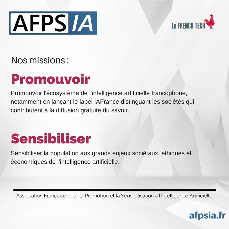 Association Française pour la Promotion et la Sensibilisation à l'Intelligence Artificielle