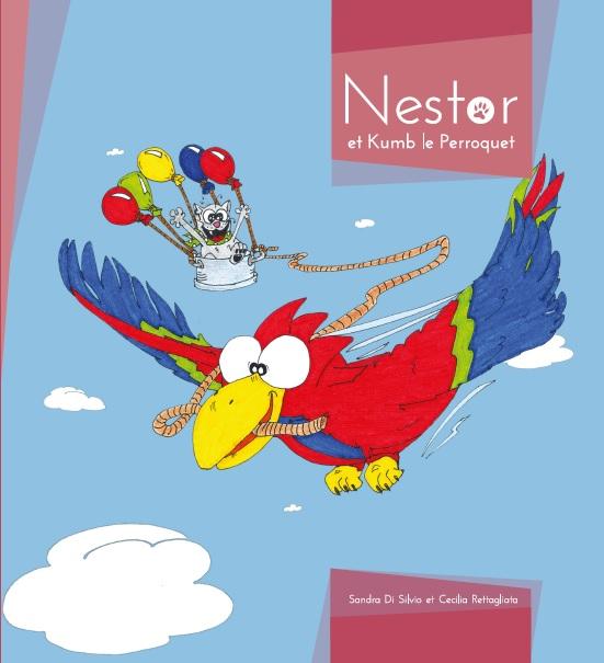 Livre  Nestor et Kumb le Perroquet