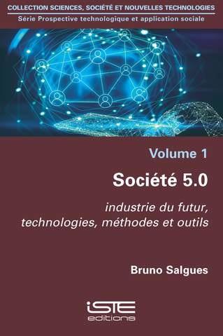 livre société 5.0 Bruno Salgues