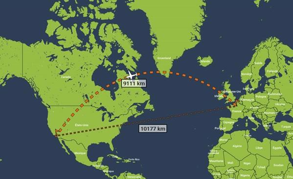 carte du monde partir.com