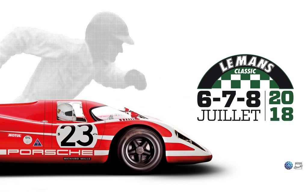 Adelandre & Co 24 Heures du Mans Automobiles Historiques