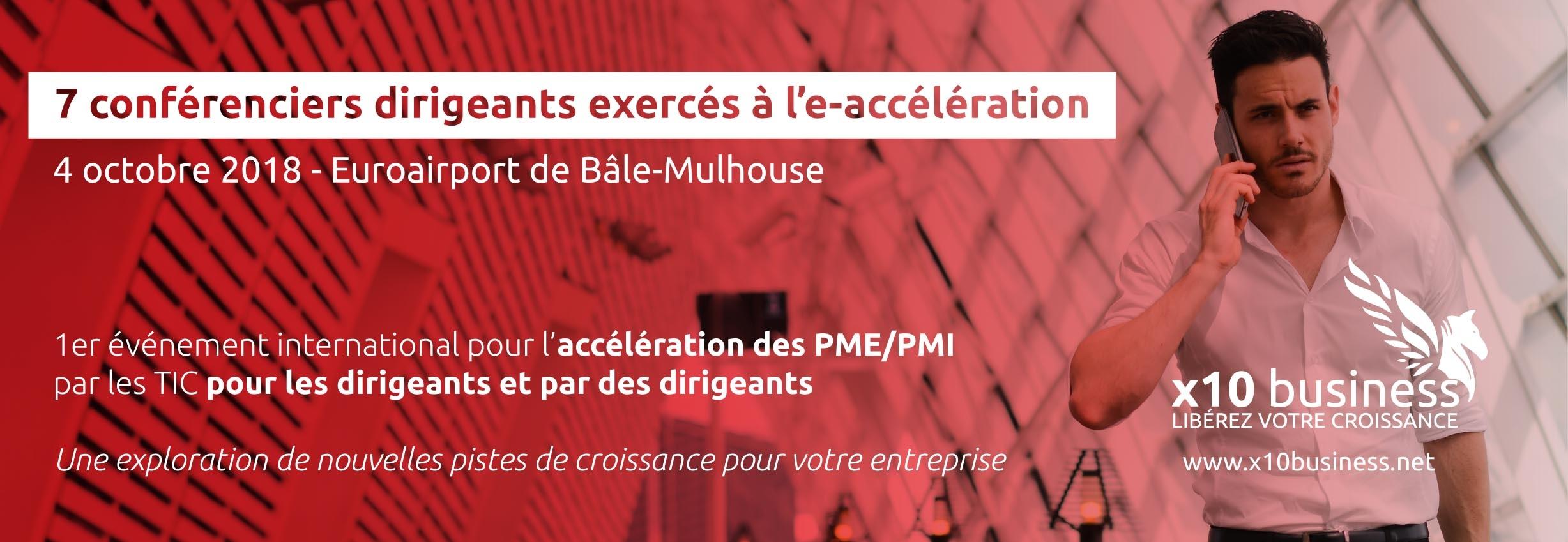 conférences x10Business mulhouse