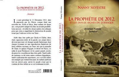 Couverture La prophétie de 2012